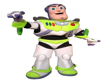 Disfressa Buzz Light Year