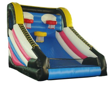 Canasta inflable