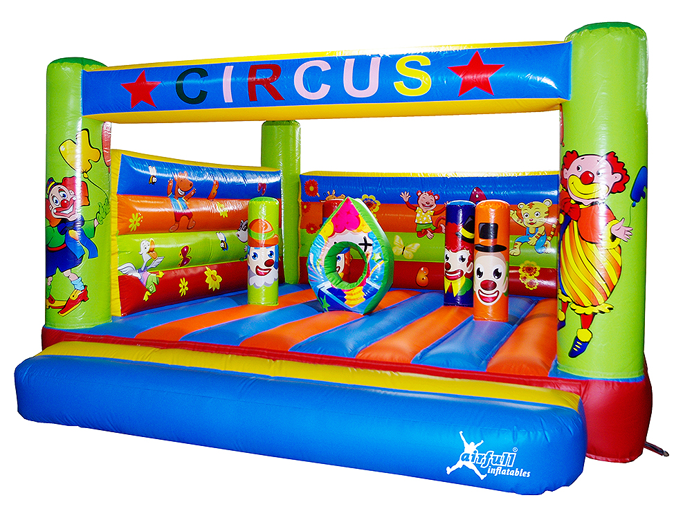 Castillo hinchable circus_product_product_product_product_product_product_product