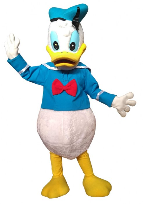 Alquiler Pato Donald