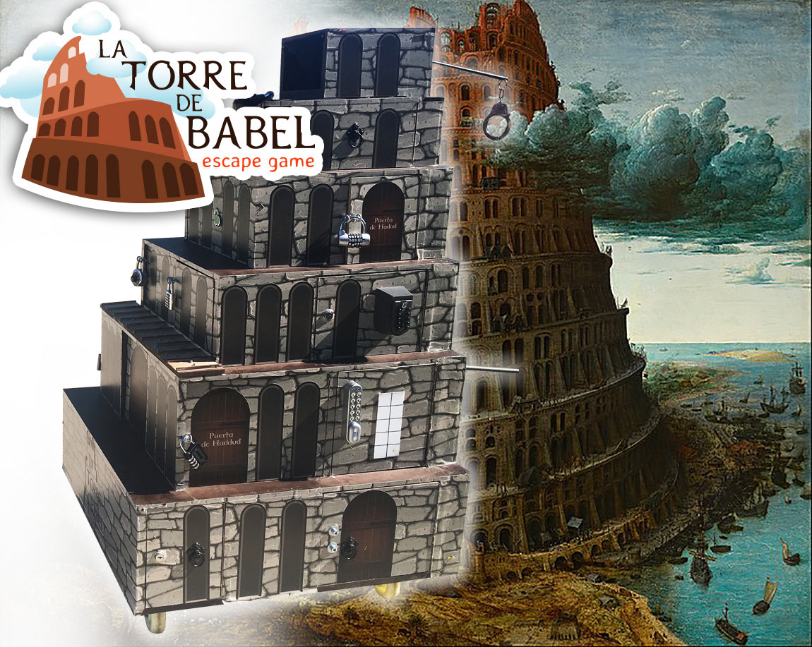 La Torre de Babel | Escape Game