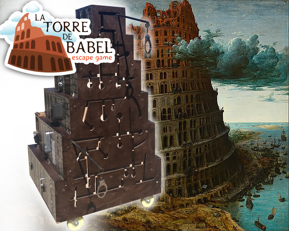 La Torre de Babel | Escape Game_product